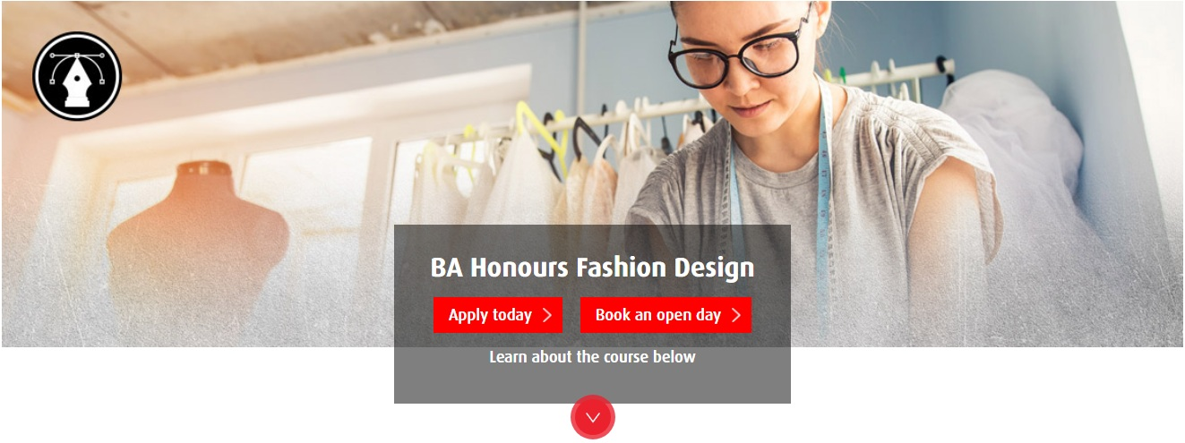 BA Honours Fashion Design