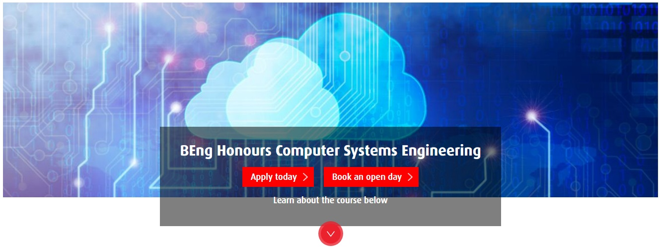 BEng Honours Computer Systems Engineering