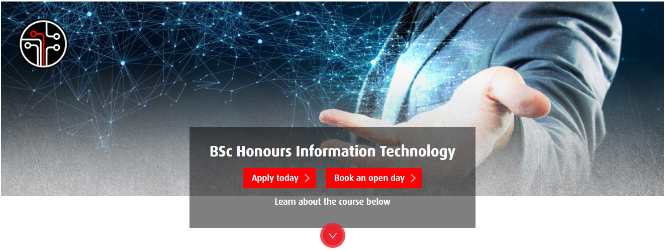 BSc Honours Information Technology