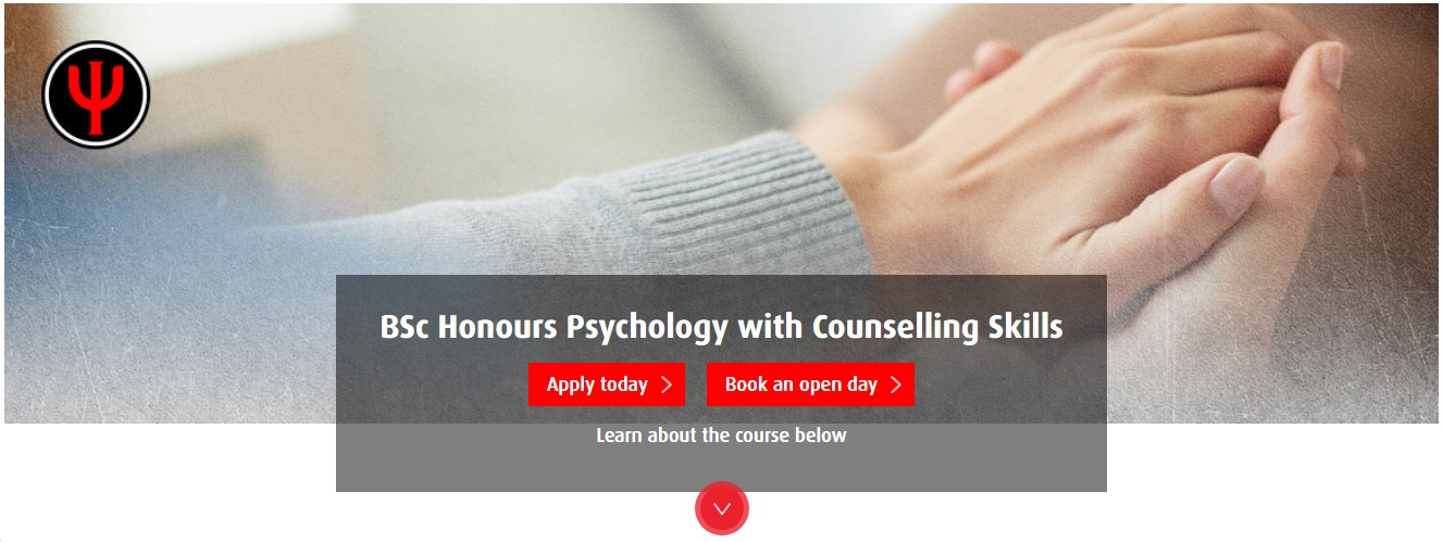 BSc Honours Psychology with Counselling Skills