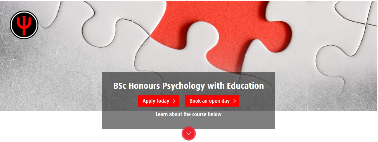 BSc Honours Psychology with Education