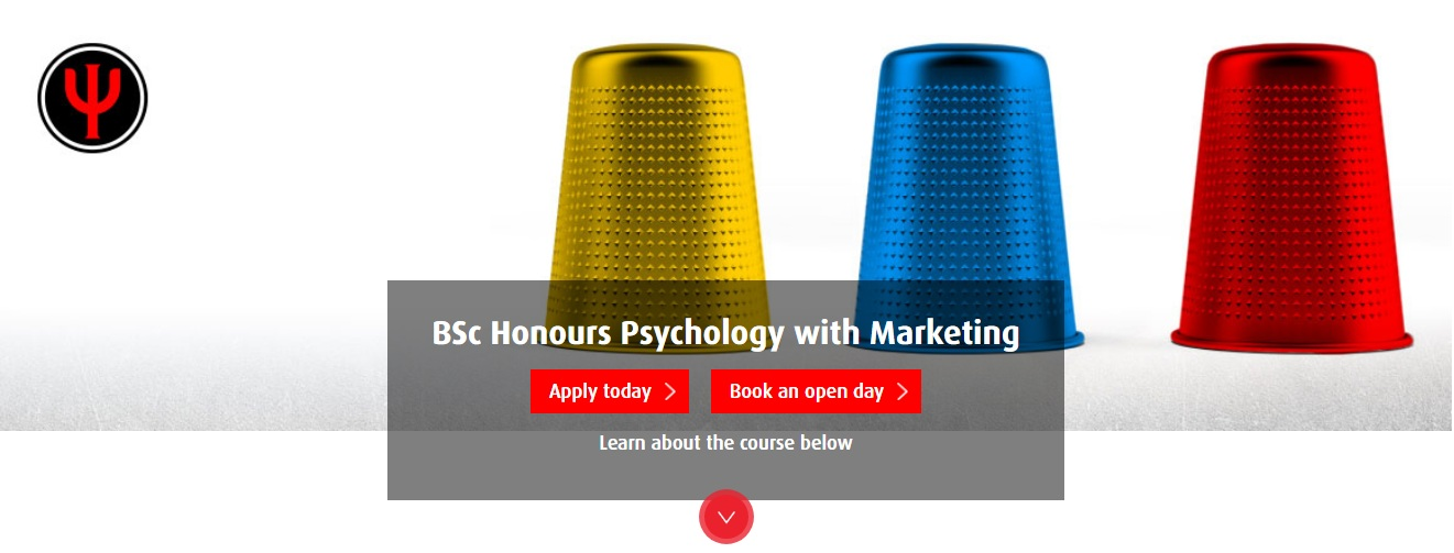 BSc Honours Psychology with Marketing