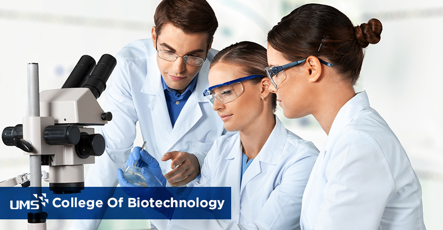 Bachelor of Science in Biotechnology