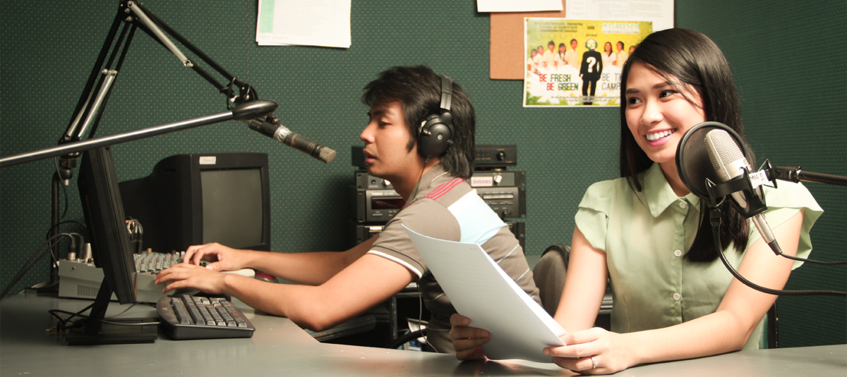 Bachelor of Arts in Communication – Radio and Television