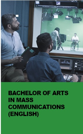 Bachelor of Arts in Mass Communications (English)