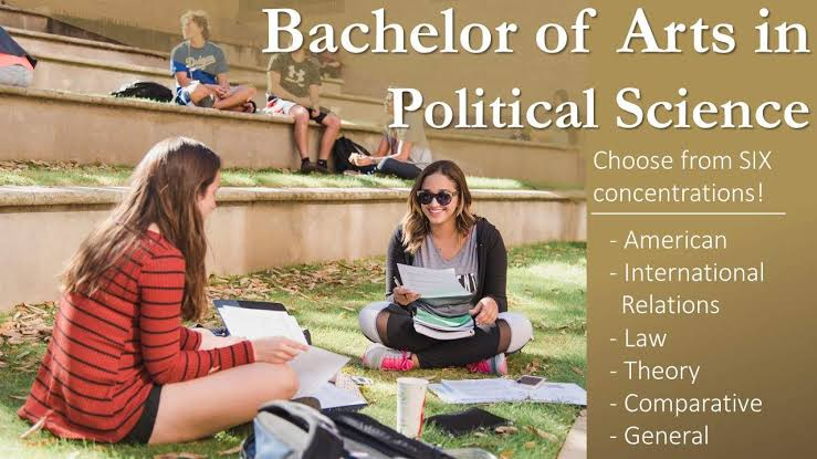 Bachelor of Arts in Political Science