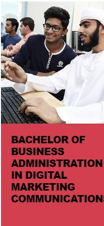 Bachelor of Business Administration in Digital Marketing Communications