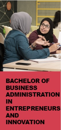 Bachelor of Business Administration in Entrepreneurship and Innovation