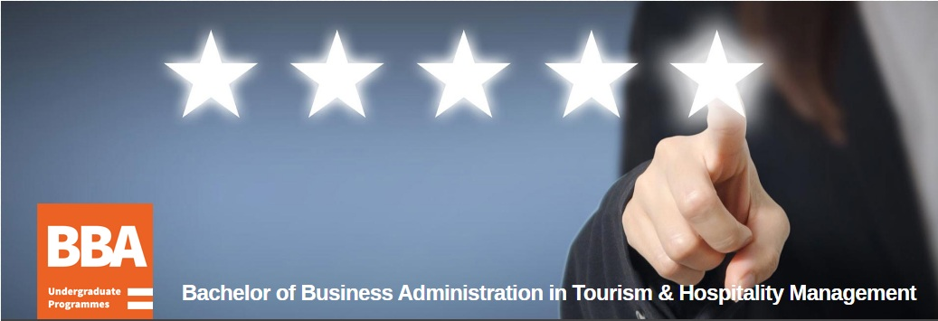 Bachelor of Business Administration in Tourism & Hospitality Management
