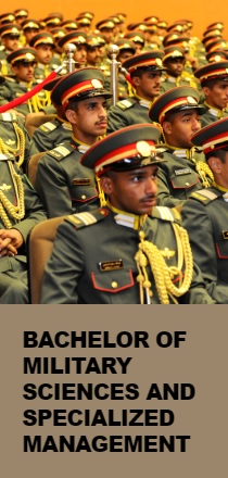 Bachelor of Military Sciences and Specialized Management