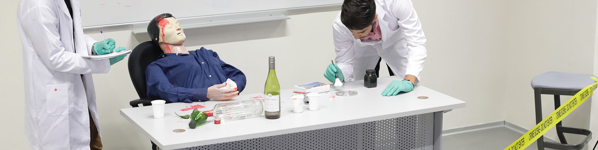 Bachelor of Science (Honours) Forensic Sciences