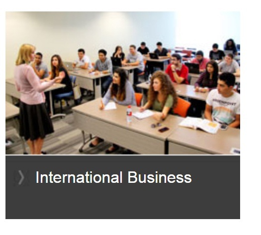 Bachelor of Science in Business Administration – International Business