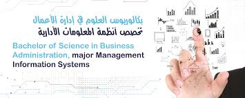 Bachelor of Science in Business Administration Major in Management Information Systems