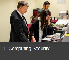 Bachelor of Science in Computing Security