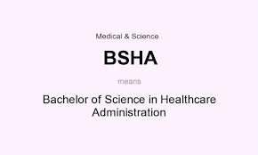 Bachelor of Science in Health Administration