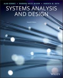 Business Systems Analysis and Design