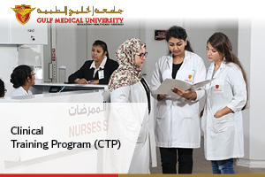 CLINICAL TRAINING PROGRAM (CTP)