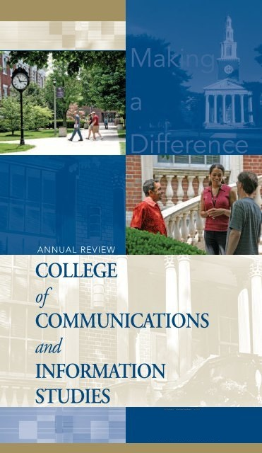 College Of COMMUNICATION AND INFORMATION STUDIES (B.C.I.S.)