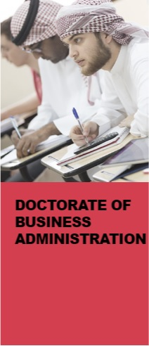 Doctorate of Business Administration