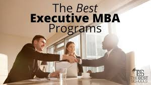 EXECUTIVE MBA (ONLINE)