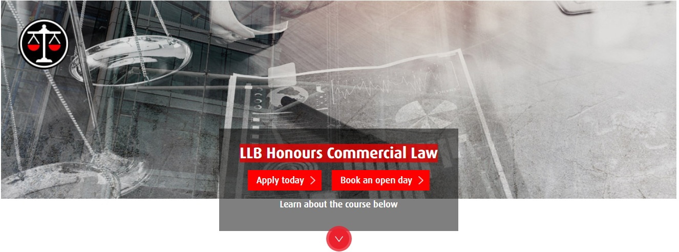 LLB Honours Commercial Law