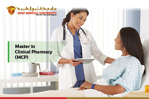 MASTER IN CLINICAL PHARMACY (MCP)
