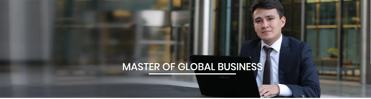 MASTER OF GLOBAL BUSINESS