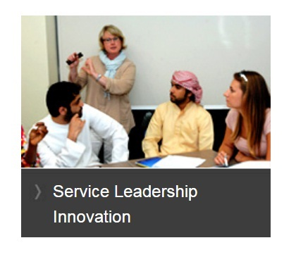 MASTER OF SCIENCE (MS) IN SERVICE LEADERSHIP & INNOVATION