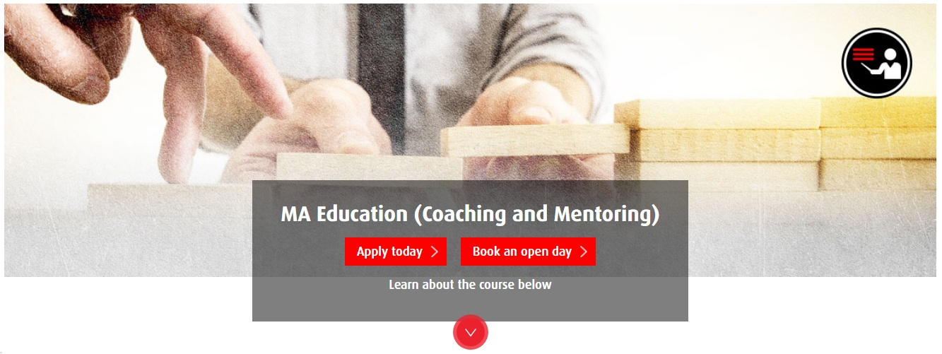 MA Education (Coaching and Mentoring)