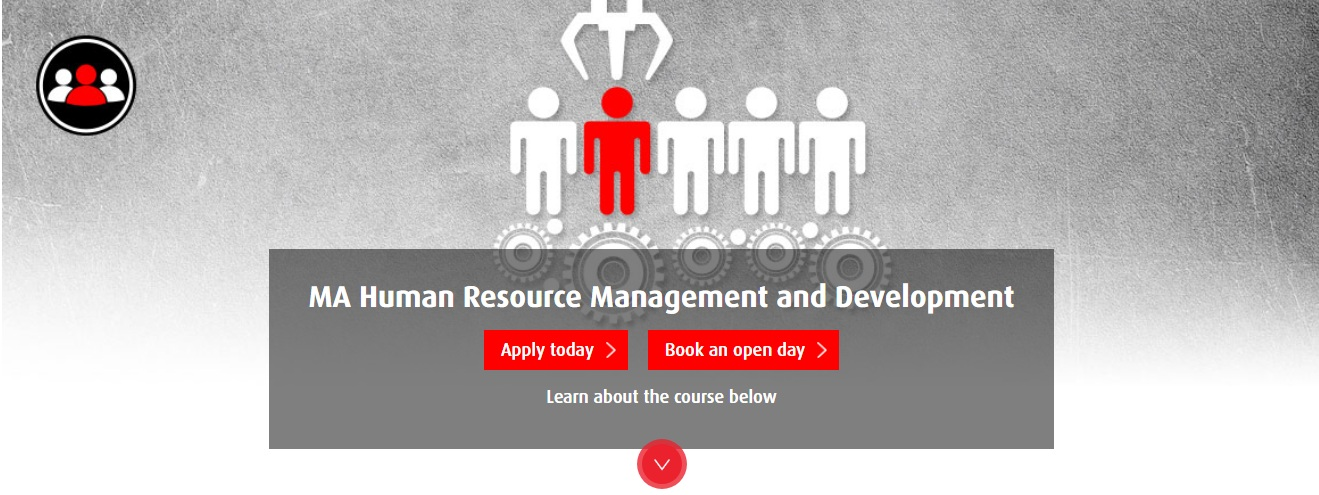 MA Human Resource Management and Development