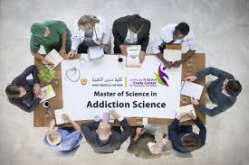 MSC in Addiction Science