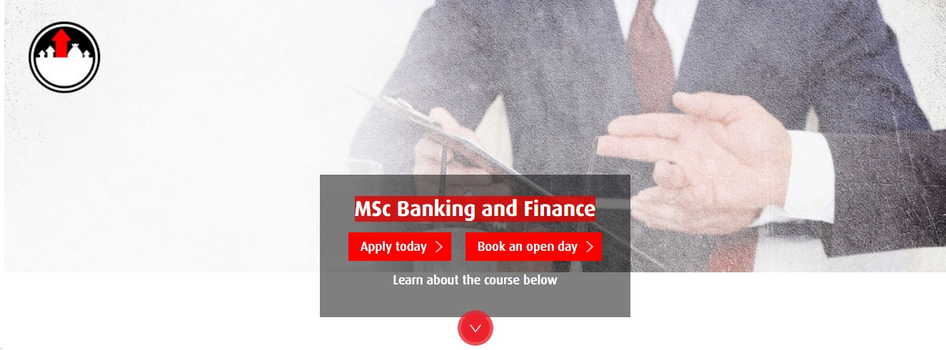 MSc Banking and Finance