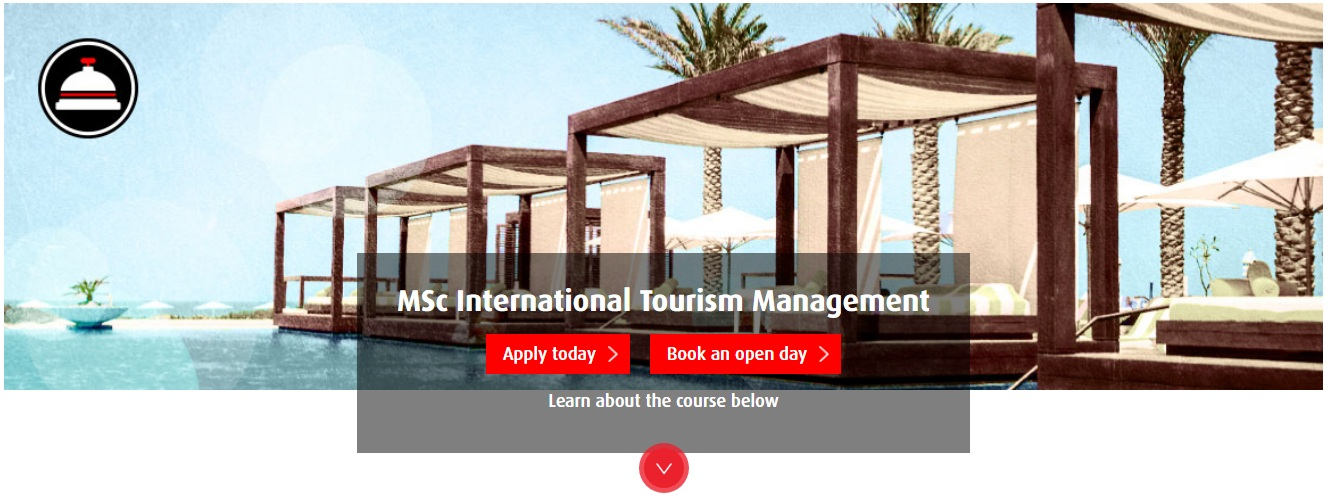 MSc International Tourism Management