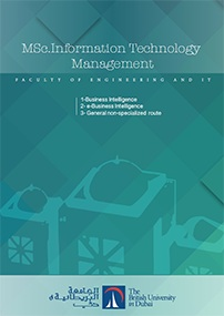 MSc in Information Technology Management (ITM)