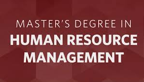 Master in Human Resource Management