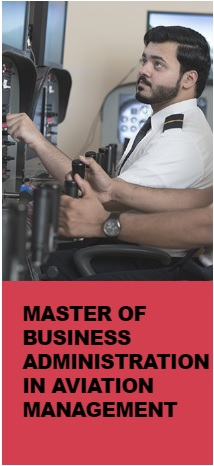 Master of Business Administration in Aviation Management