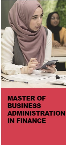 Master of Business Administration in Finance
