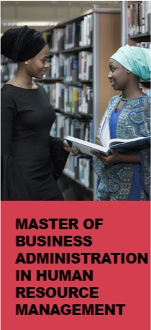 Master of Business Administration in Human Resource Management