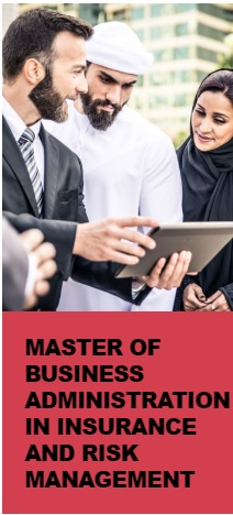 Master of Business Administration in Insurance and Risk Management
