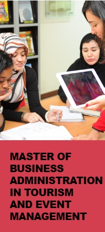 Master of Business Administration in Tourism and Event Management