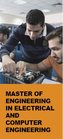 Master of Engineering in Electrical and Computer Engineering