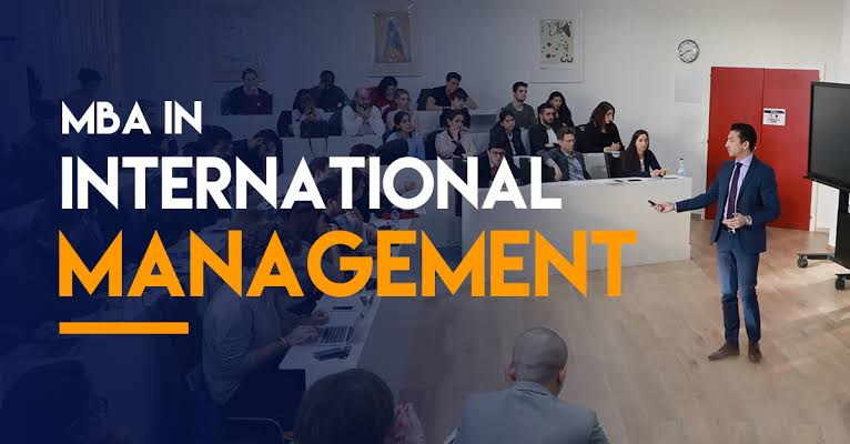 Master of international management