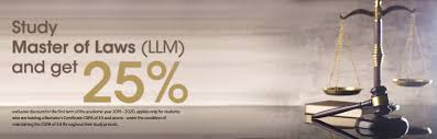 Master of Laws (LLM) in Financial Crimes and Money Laundering (FCML)