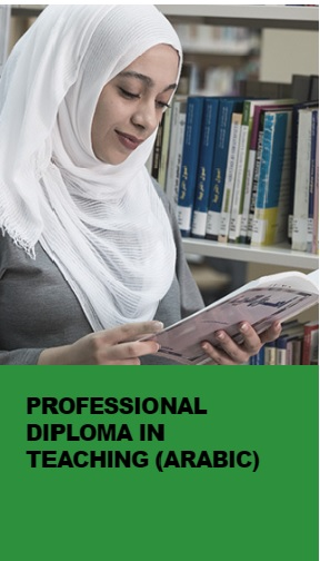 Professional Diploma in Teaching (Arabic)